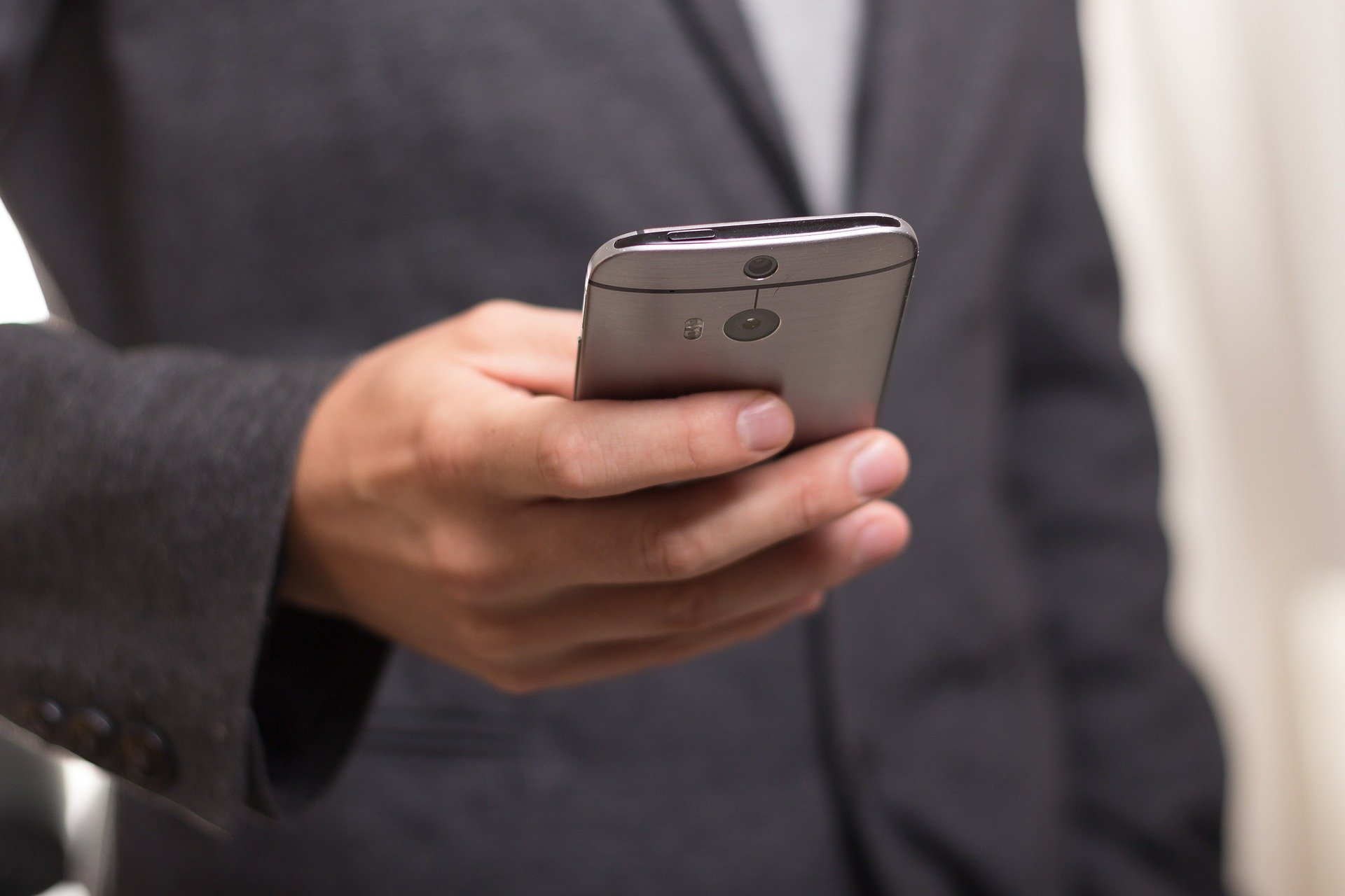 Smartphone Webdesign