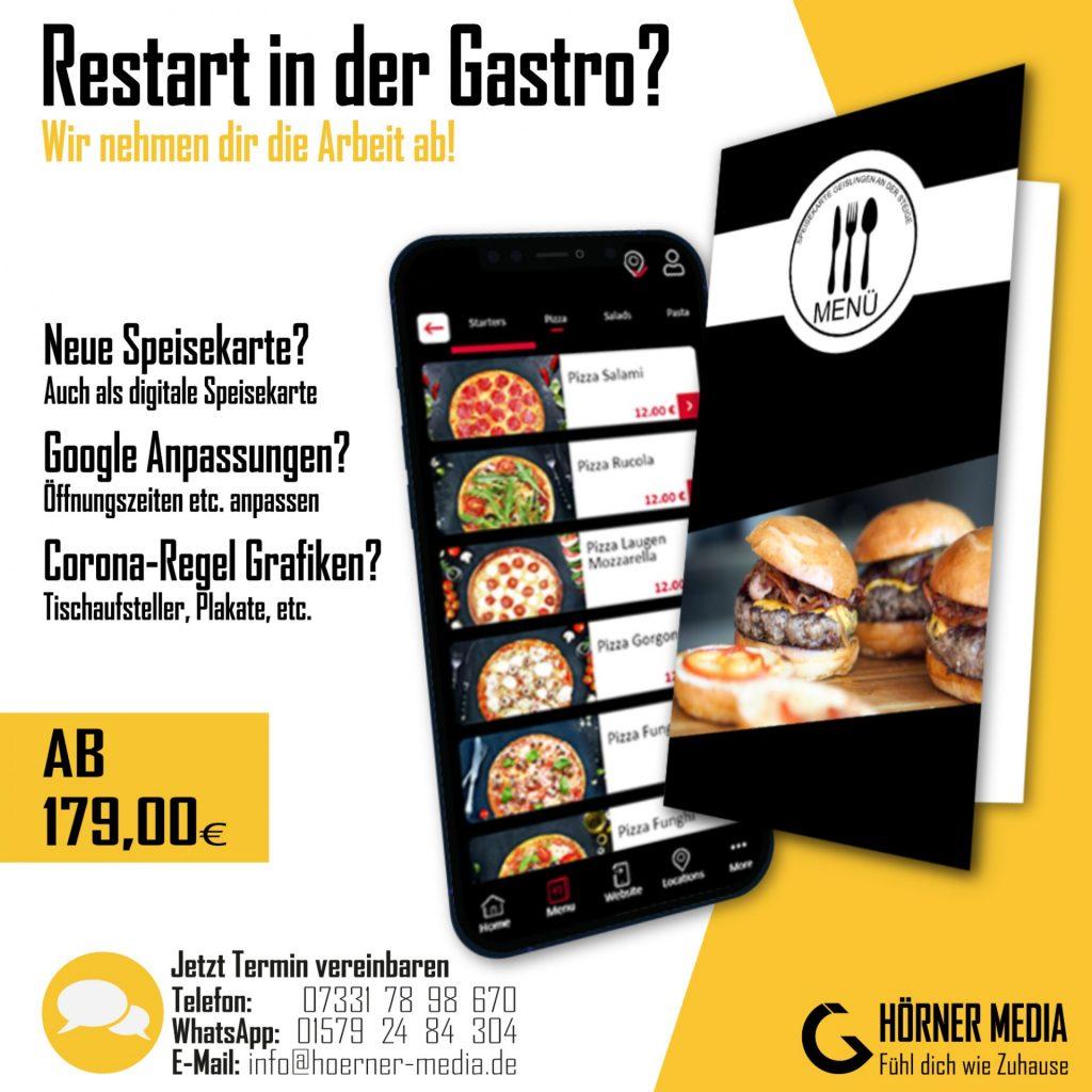 Restart Gastro